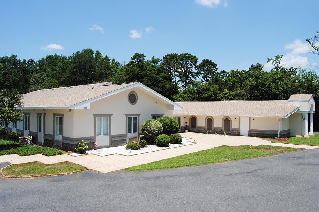 The World Mission Society Church of God in Charlotte, North Carolina